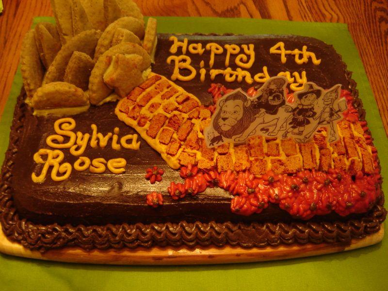 Sylvia's birthday 015